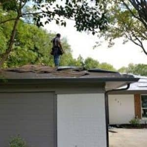 Little Elm Roof Replace
